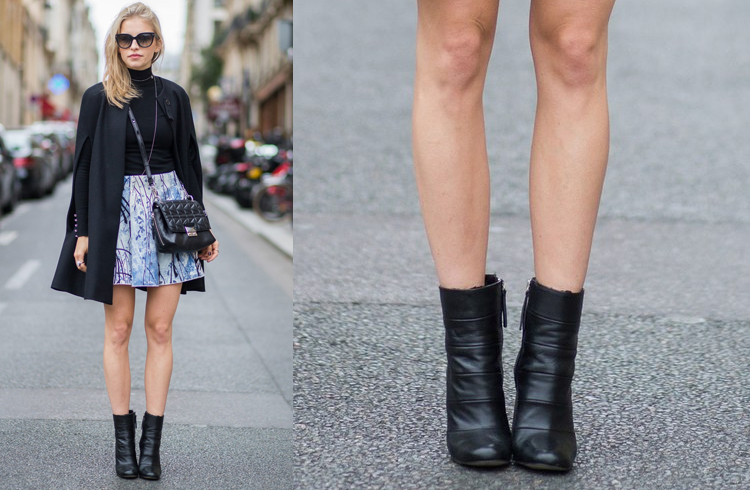 Ankle boots to make an uber cool style