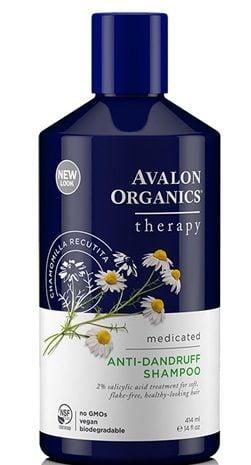 Avalon Organics Dandruff Shampoo