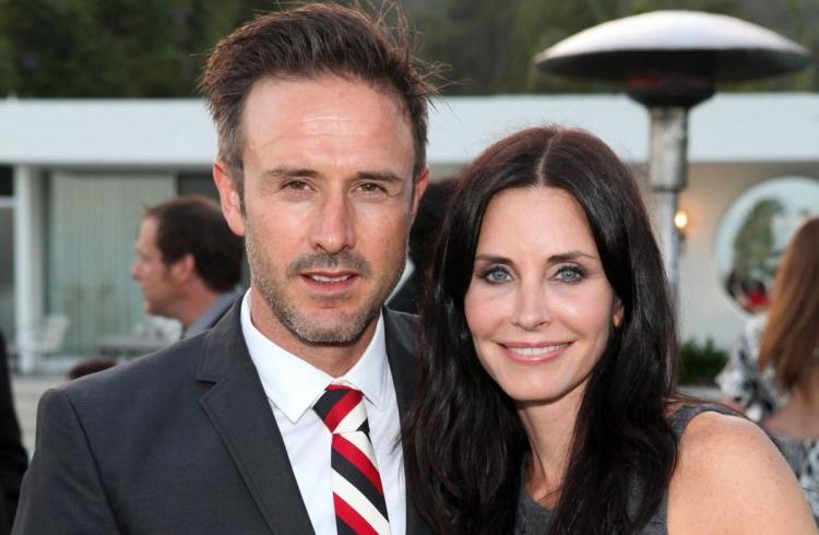 Courteney Cox Past Relationships
