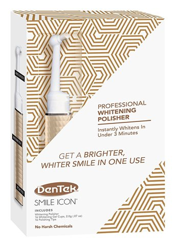 Dentek Smile Icon Professional Whitening Polisher