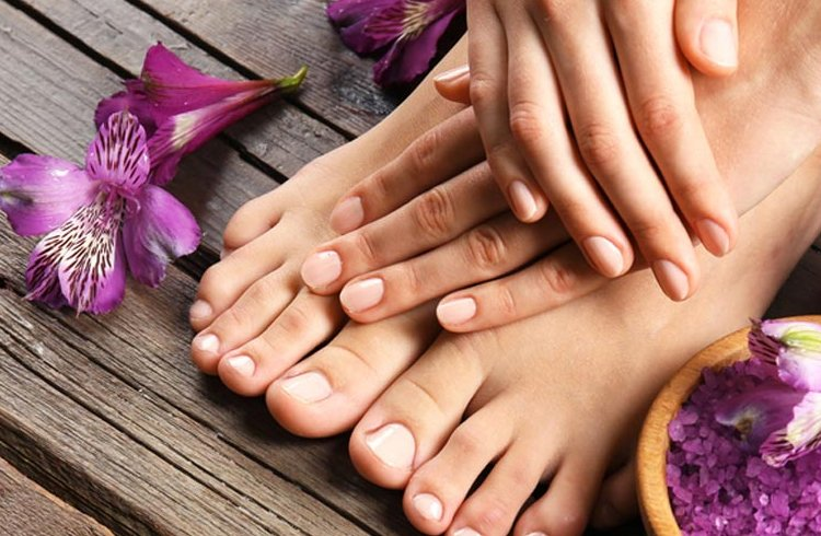 Foot Spa Benefits For Woman