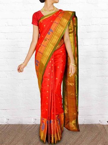 Gadwal sari