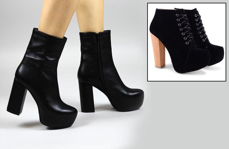 how to wear heels everyday