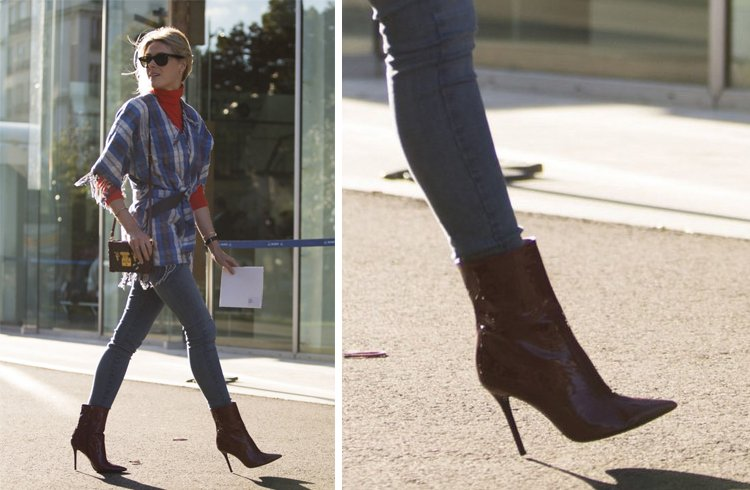 How to wear trendy ankle boots