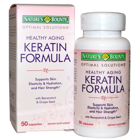 Keratin Supplements can lead to Elevated Protein