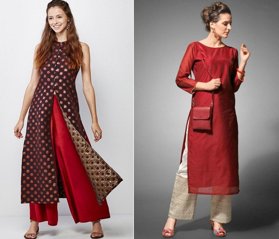 Pants with Kurti