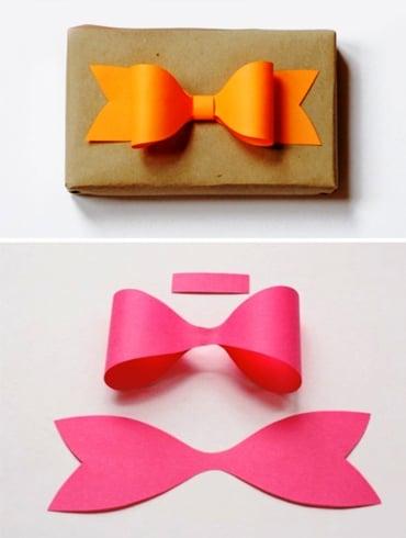 Papier Handwerk Ideen für die Dekoration