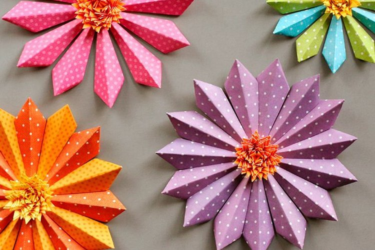 Paper Craft Ideas For Decoration
