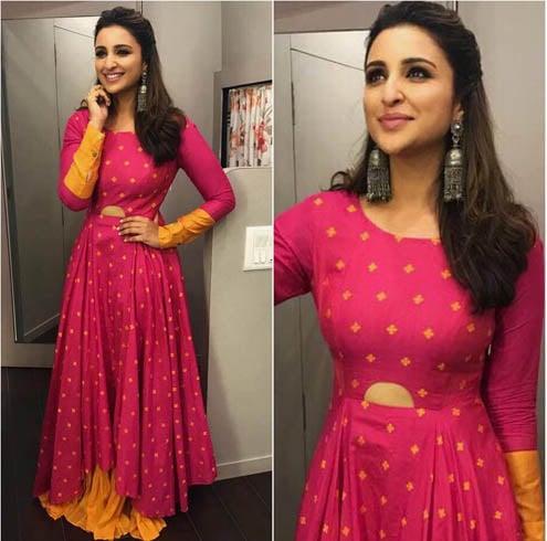 Parineeti Chopra Fashion Style