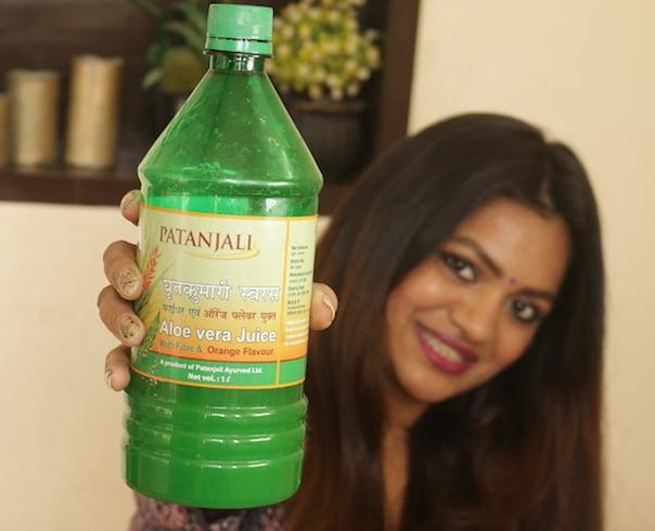 Patanjali Aloe Vera Juice For All