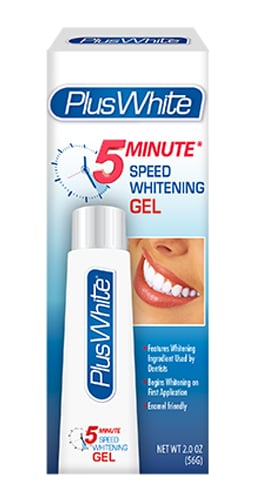 Plus White Premier 5 Minute Speed Whitening Gel
