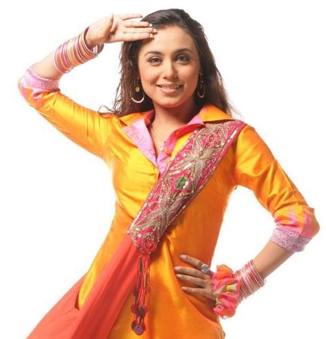 Rani Mukherjee Kurthi