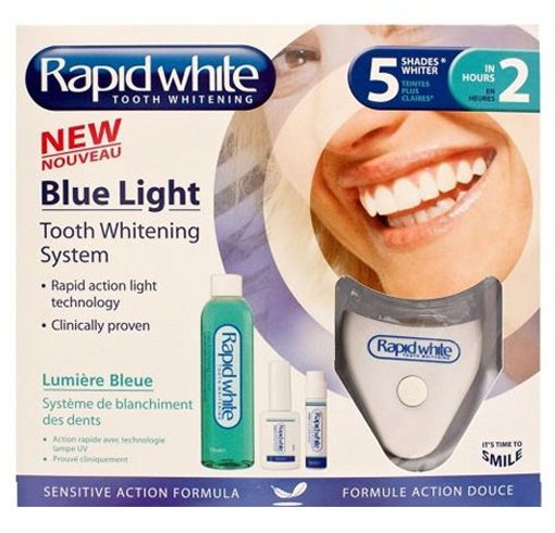 Rapid White One Week Tooth Whitening System