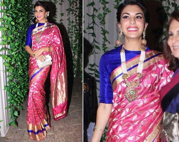 Raw silk blouse for pattu sarees