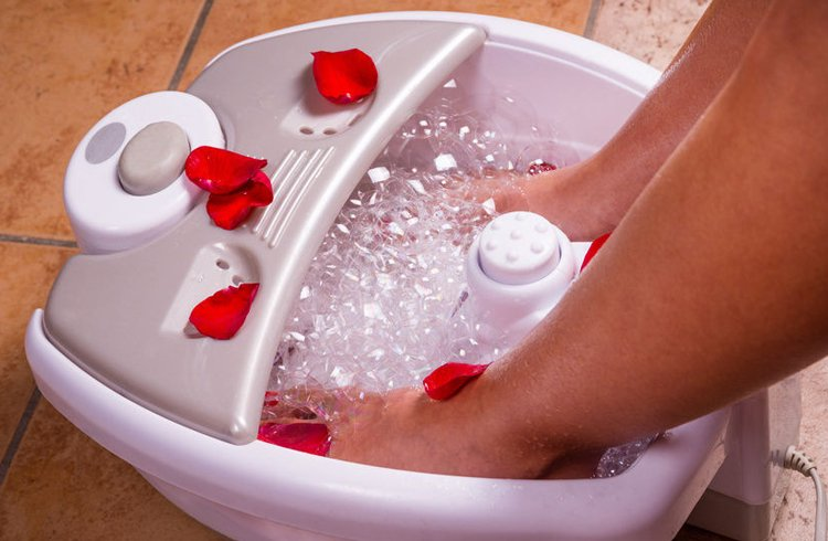 Spa For Feet At Home
