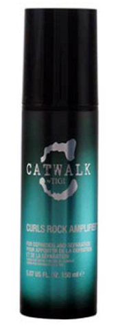 TIGI Catwalk Curl Collection Curlesque Curls Rock Amplifier