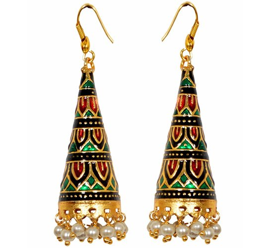 Traditional Handcrafted Fashion Earring For Women And Girls