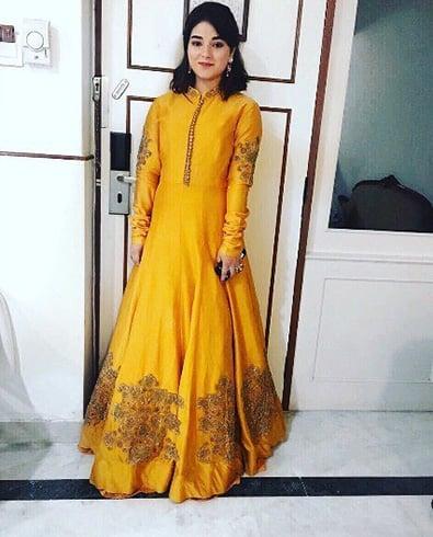 Zaira Wasim Outfits