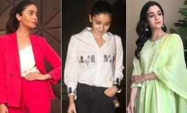 Alia Bhatt Trendy Styles