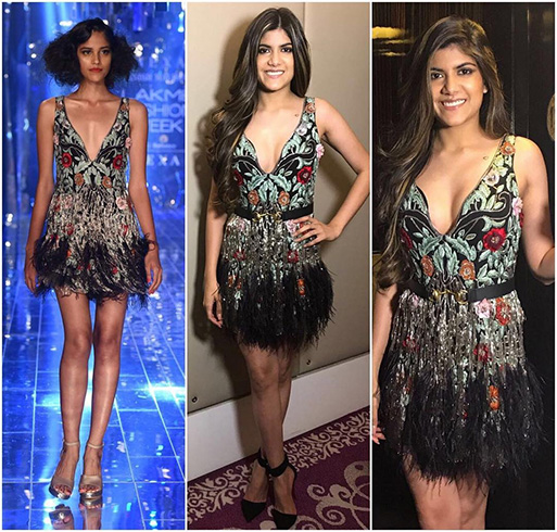 Fashion Beauty Awards 2017: Tinsel Town Ladies Rolled Out Magic On The Carpet Of Elle
