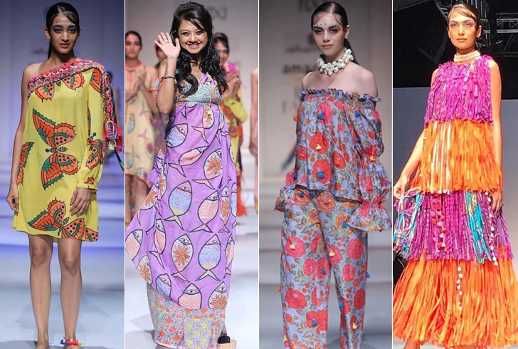Anupama Dayal AFW Collections