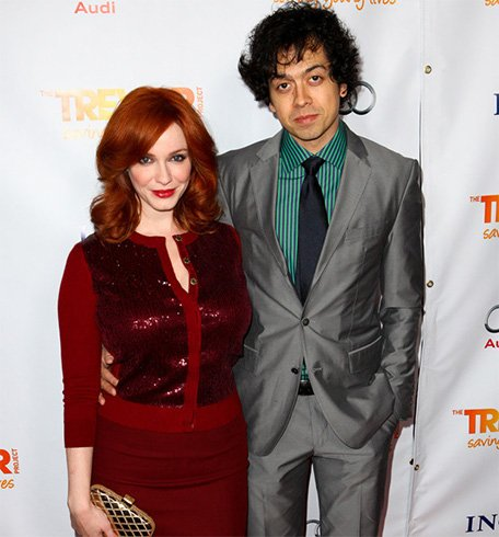 Christina Hendricks Boyfriend