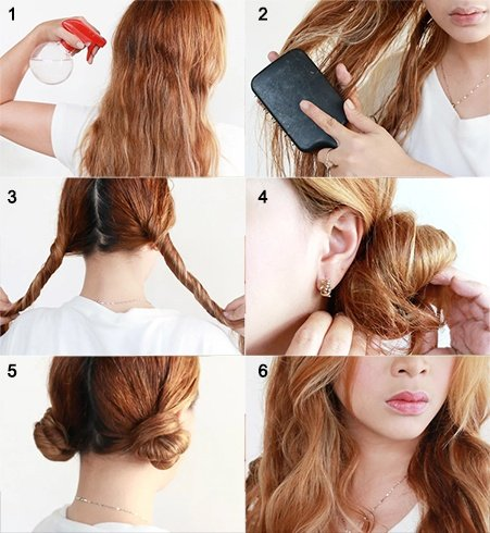 Curl Hair At Home Naturally