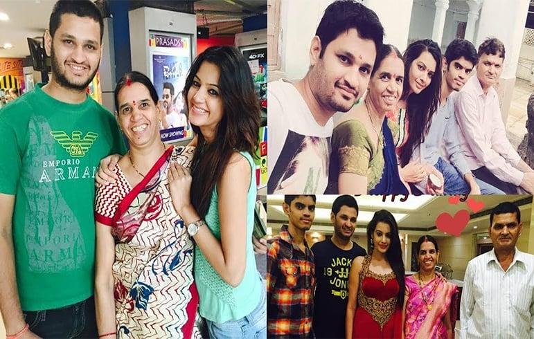 Diksha Family Details
