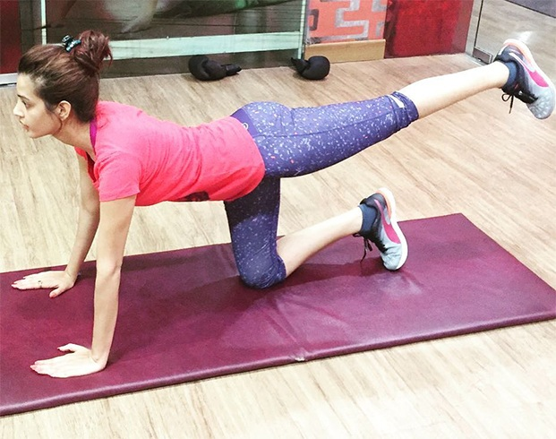 Diksha Workout