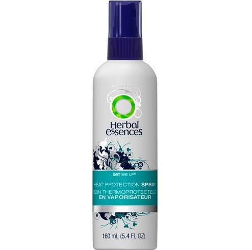 Herbal Essences Set Me up Heat Protectant Spray