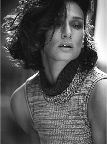 Indira Verma on Harper's Bazaar