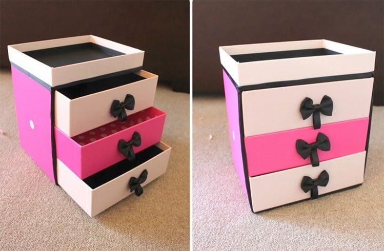Innovative Makeup Storage