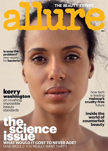 Kerry Washington for Allure