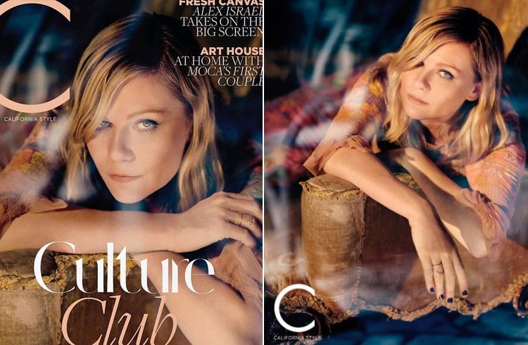 Kirsten Dunst for C Magazine
