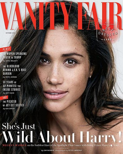 Meghan Markle for Vanity Fair