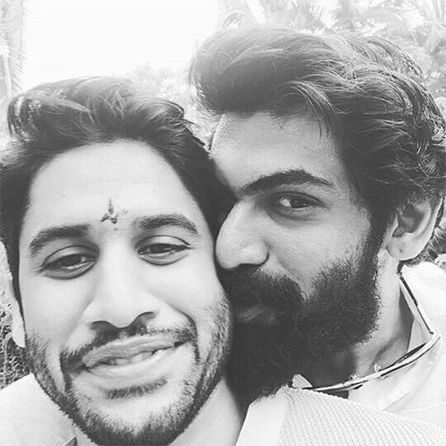 Naga Chaitanya and Rana