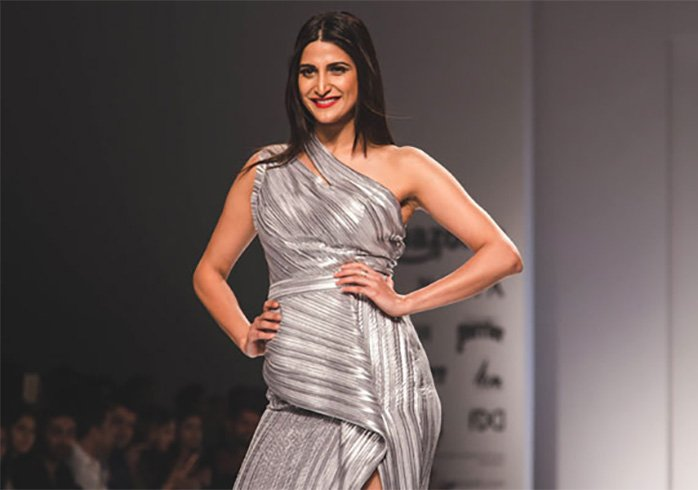 Nikhita Tandon AIFW Collections