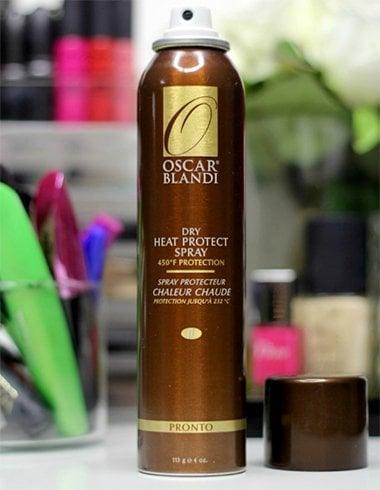 Oscar Blandi Dry Heat Protect Spray