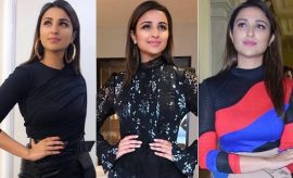 Parineeti Chopra Dresses