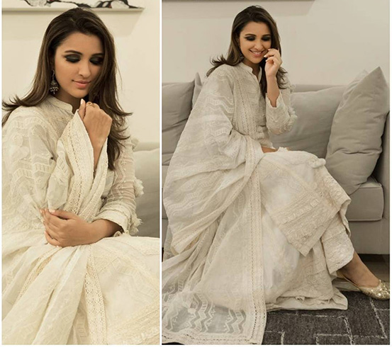 Parineeti Chopra Ethnic Style