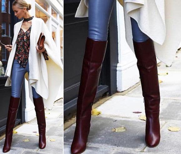Printed Leggings Fashion