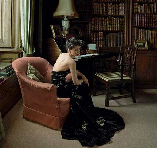 Rooney Mara for Vogue US