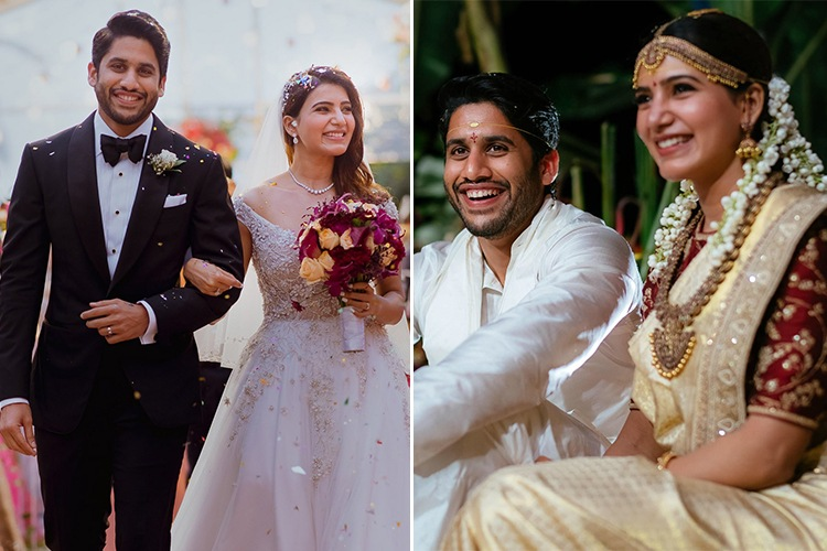 Samantha Ruth Prabhu and Naga Chaitanya Wedding
