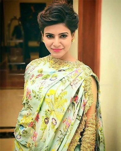Samantha Hair Colour