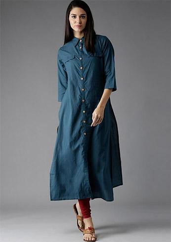 Shirt kurti