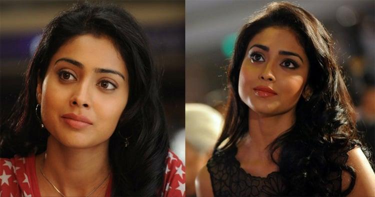 Shriya Saran without Makeup