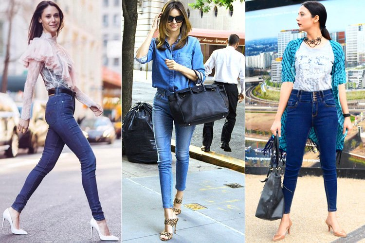 c7fb21d5e2db How To Wear Skinny Jeans For Women .