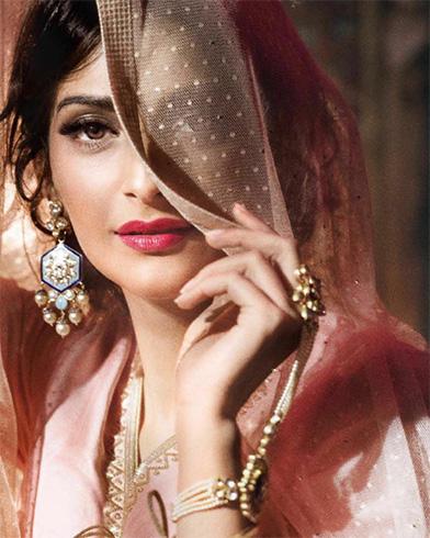 Sonam Kapoor Magazine Covers
