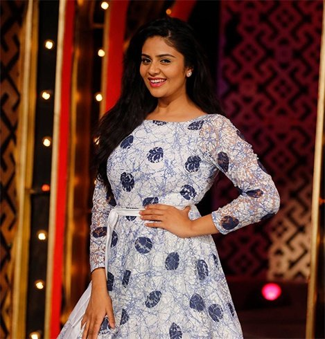 Sreemukhi Professional Career