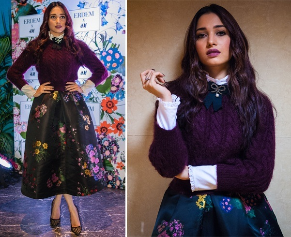 Tamannaah Bhatia at Erdem X HM Launch